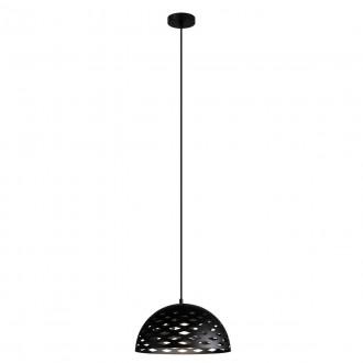 ITALUX MDM-3129/1 BK | Armand Italux függeszték lámpa 1x E27 fekete