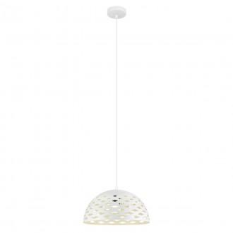 ITALUX MDM-3129/1 W | Armand Italux függeszték lámpa 1x E27 fehér