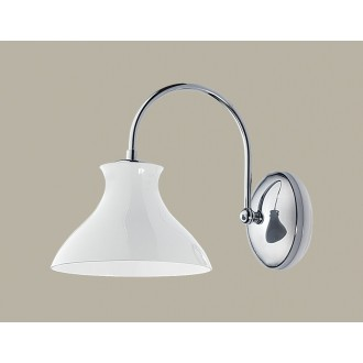 JUPITER 1250 RD K | RodosJ Jupiter fali lámpa 1x E27 króm, fehér