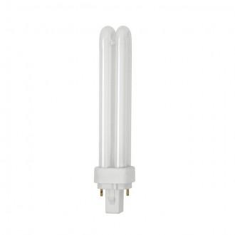 KANLUX 10662 | G24d-3 / T2U/K 26W Kanlux 2U kompakt fénycső csapos 1716lm 4000K CRI>80