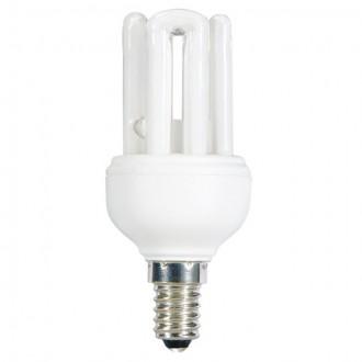 KANLUX 12698 | E14 11W -> 47W Kanlux 4U kompakt fénycső MINI 545lm 2700K CRI>80