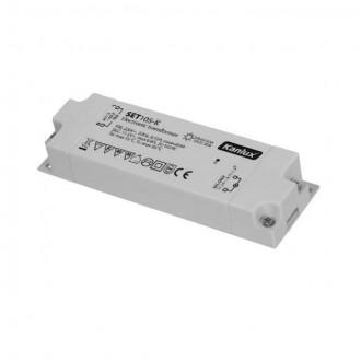 KANLUX 1426 | Kanlux elektronikus transzformátor 105W 11,5V~8,8A téglalap hőbiztosíték fehér