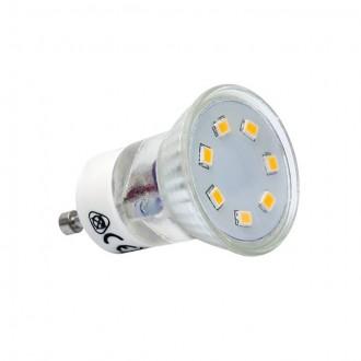 KANLUX 14946 | GU10 2,2W -> 19W Kanlux spot LED fényforrás MINI 180lm 3000K 120° CRI>80
