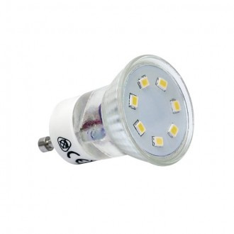 KANLUX 14947 | GU10 2,2W -> 21W Kanlux spot LED fényforrás MINI 200lm 6500K 120° CRI>80