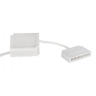 KANLUX 18042 | Kanlux LED tápegység 12V DC 0-18W 1,5A téglalap fehér