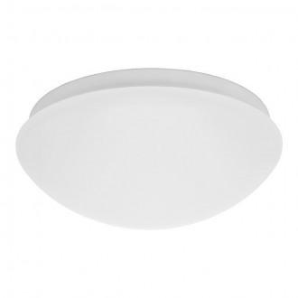 KANLUX 19000 | Pires Kanlux fali, mennyezeti lámpa kerek mozgásérzékelő 1x E27 IP44 IK06 fehér