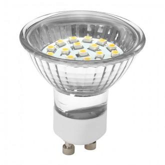 KANLUX 19040 | GU10 1,3W -> 9W Kanlux spot LED fényforrás SMD 80lm 2700-3200K 70° CRI>70
