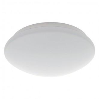 KANLUX 19061 | Daba Kanlux fali, mennyezeti lámpa kerek mozgásérzékelő 1x LED 580lm 4000 - 4500K IP40 IK07 fehér