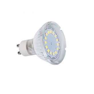KANLUX 19993 | GU10 4W -> 29W Kanlux spot LED fényforrás SMD 310lm 6200-6800K 120° CRI>80