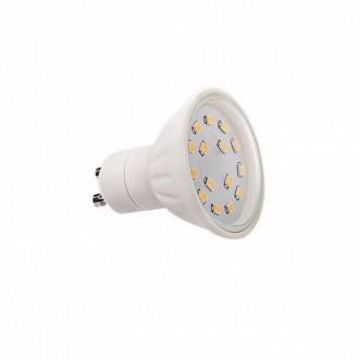 KANLUX 22201 | GU10 5W -> 37W Kanlux spot LED fényforrás SMD 430lm 5700-6200K 120° CRI>80