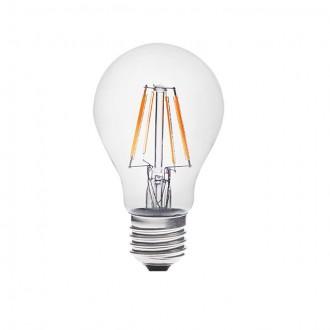 KANLUX 22464 | E27 4W -> 37W Kanlux normál A60 LED fényforrás filament 420lm 2700K 360°
