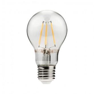 KANLUX 22468 | E27 6W -> 57W Kanlux normál A60 LED fényforrás filament 750lm 2700K 360°