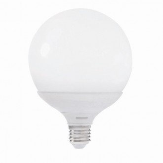 KANLUX 22570 | E27 14W -> 77W Kanlux nagy gömb G120 LED fényforrás SMD 1100lm 3000K 220°