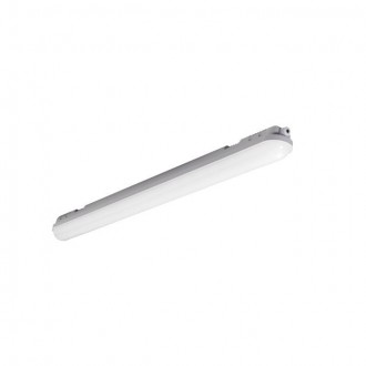 KANLUX 22603 | Mah-LED Kanlux mennyezeti lámpa 1x LED 2100lm 4000K IP65 IK08 szürke, fehér