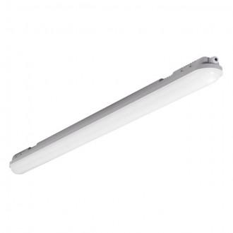 KANLUX 22605 | Mah-LED Kanlux mennyezeti lámpa 1x LED 5250lm 4000K IP65 IK08 szürke, fehér