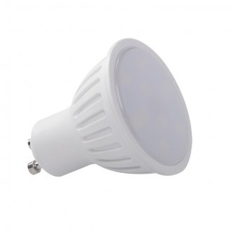 KANLUX 22703 | GU10 3W -> 26W Kanlux spot LED fényforrás SMD 270lm 5300K 120°