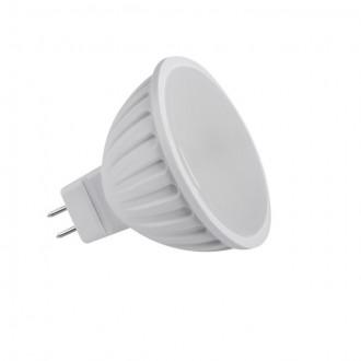 KANLUX 22705 | MR16 / GU5.3 5W -> 35W Kanlux spot LED fényforrás SMD 390lm 5300K 120°