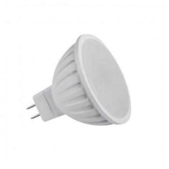 KANLUX 22706 | MR16 / GU5.3 7W -> 41W Kanlux spot LED fényforrás SMD 480lm 3000K 120°
