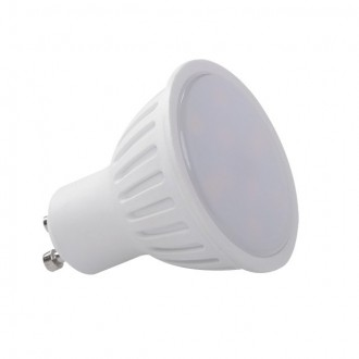 KANLUX 22821 | GU10 7W -> 42W Kanlux spot LED fényforrás SMD 500lm 3000K 120°