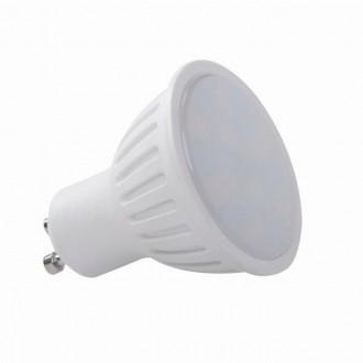 KANLUX 22824 | GU10 5W -> 33W Kanlux spot LED fényforrás SMD 370lm 4000K 120°