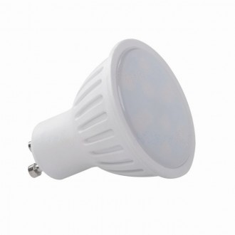 KANLUX 22825 | GU10 7W -> 42W Kanlux spot LED fényforrás SMD 510lm 4000K 120°
