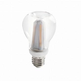 KANLUX 22864 | E27 7W -> 57W Kanlux normál A60 LED fényforrás SMD 750lm 3000K 300°