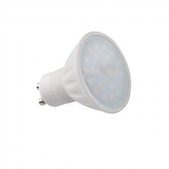 KANLUX 22910 | GU10 5W -> 34W Kanlux spot LED fényforrás TRIColor 400lm 2700 - 4000 - 6500K állítható színhőmérséklet 120° CRI>80