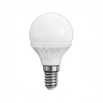 KANLUX 23040 | E14 3W -> 27W Kanlux kis gömb G45 LED fényforrás SMD 280lm 3000K 200° CRI>80