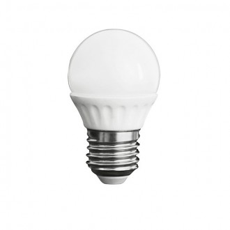 KANLUX 23041 | E27 3W -> 27W Kanlux kis gömb G45 LED fényforrás SMD 280lm 3000K 200° CRI>80