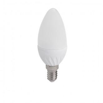 KANLUX 23381 | E14 4,5W -> 35W Kanlux gyertya C38 LED fényforrás SMD 400lm 4000K 230°