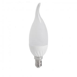 KANLUX 23383 | E14 4,5W -> 35W Kanlux dekor gyertya FC38 LED fényforrás SMD 400lm 4000K 230°
