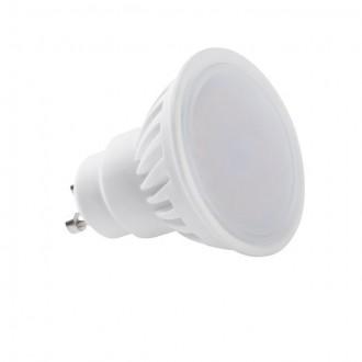 KANLUX 23413 | GU10 9W -> 66W Kanlux spot LED fényforrás SMD 900lm 6000K 120°