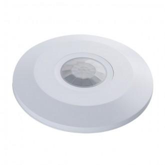 KANLUX 23452 | Kanlux mozgásérzékelő PIR 360° kerek fehér