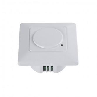 KANLUX 23453 | Kanlux mozgásérzékelő MW 180° beépíthető négyzet fehér
