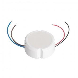 KANLUX 24241 | Kanlux LED tápegység 12V DC 0-15W 1,25A kerek fehér