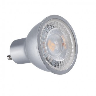 KANLUX 24503 | GU10 7W -> 44W Kanlux spot LED fényforrás SMD 530lm 2700K 120°
