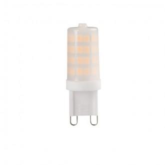 KANLUX 24522 | G9 3,5W -> 35W Kanlux csepp LED fényforrás SMD 400lm 3000K 300°