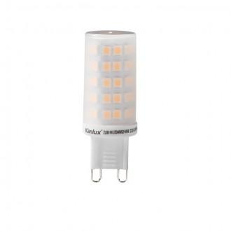 KANLUX 24524 | G9 4W -> 42W Kanlux csepp LED fényforrás SMD 500lm 3000K 300°