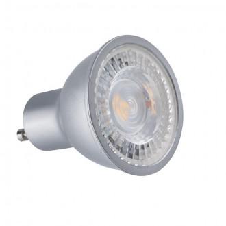 KANLUX 24661 | GU10 7,5W -> 45W Kanlux spot LED fényforrás DIM. 550lm 4000K szabályozható fényerő 120°