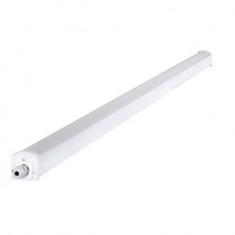 KANLUX 25492 | Nome Kanlux fali, mennyezeti lámpa 1x LED 4000lm 4000K IP65 fehér