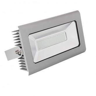 KANLUX 25587 | Antra Kanlux fényvető lámpa téglalap elforgatható alkatrészek 1x LED 11900lm 4000K IP65 szürke