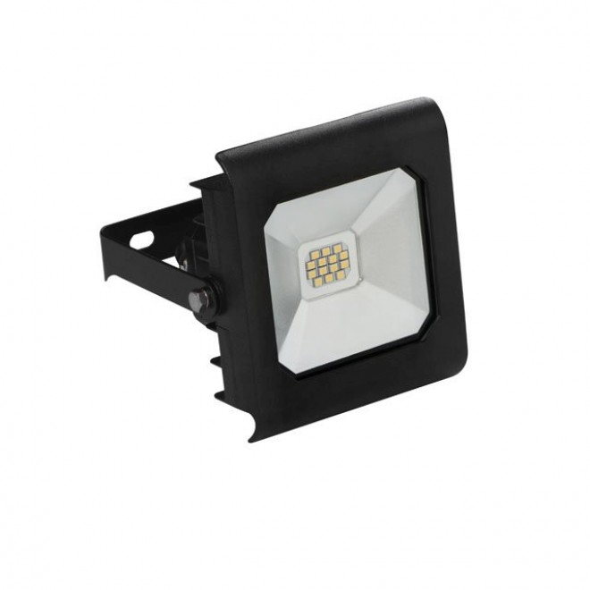 KANLUX 25703 | Antra Kanlux fényvető lámpa téglalap elforgatható alkatrészek 1x LED 750lm 4000K IP65 fekete
