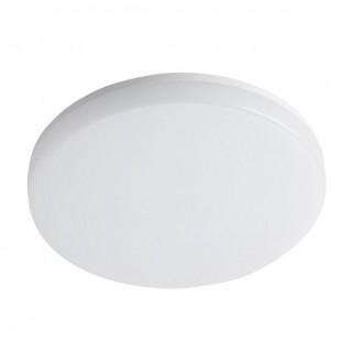 KANLUX 26445 | Varso Kanlux fali, mennyezeti lámpa kerek 1x LED 2280lm 4000K IP54 IK08 fehér