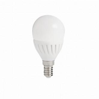 KANLUX 26763 | E14 8W -> 60W Kanlux kis gömb G45 LED fényforrás SMD 800lm 4000K 210°