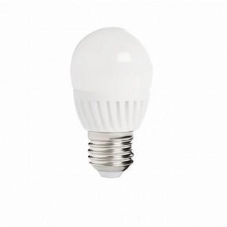KANLUX 26765 | E27 8W -> 60W Kanlux kis gömb G45 LED fényforrás SMD 800lm 4000K 210°