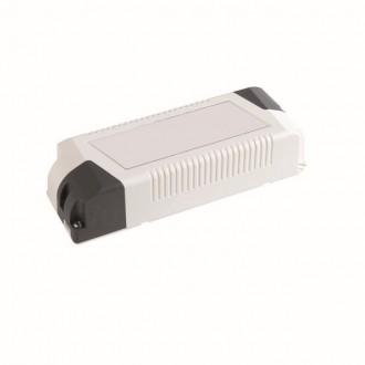 KANLUX 26811 | Kanlux LED tápegység 12V DC 0-60W 5A téglalap fehér, szürke