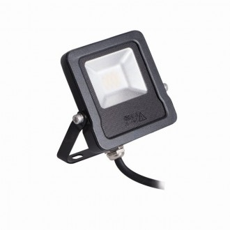 KANLUX 27090 | Antos-LED Kanlux fényvető lámpa elforgatható alkatrészek 1x LED 800lm 4000K IP65 fekete