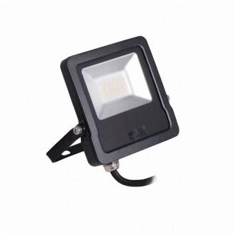 KANLUX 27091 | Antos-LED Kanlux fényvető lámpa elforgatható alkatrészek 1x LED 1600lm 4000K IP65 fekete