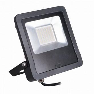 KANLUX 27093 | Antos-LED Kanlux fényvető lámpa elforgatható alkatrészek 1x LED 4000lm 4000K IP65 fekete