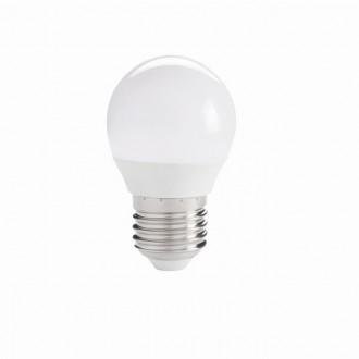KANLUX 27303 | E27 5,5W -> 40W Kanlux kis gömb G45 LED fényforrás IQ-LED 470lm 2700K 220° CRI>80